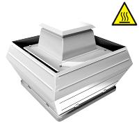 RVH dakventilator voor hoge temperaturen van Wolter - DE WIT ventilatoren