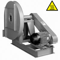 Hoge temperatuur centrifugaal ventilator