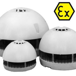 VRR explosieveilige kunststof dakventilator van Mietzsch - DE WIT ventilatoren