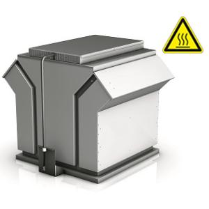 RDM-57 dakventilator rook- warmte afvoer RWA