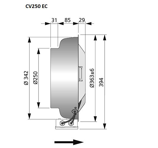 CV250-EC-wandventilator-Östberg