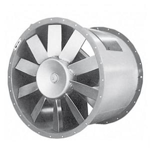 Axiaal ventilator Ferrari type EF
