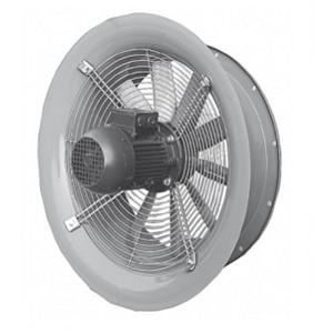 EK axiaal ventilator