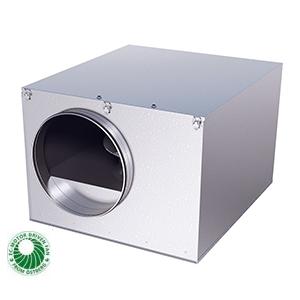 IRB-EC-boxventilator-rond-geluidgedempt