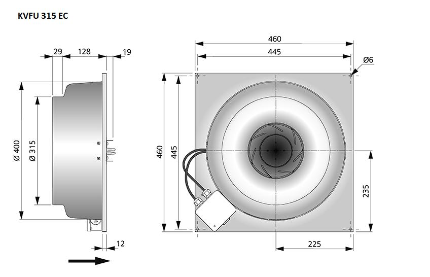 KVFU315-EC-maatvoering-wandventilator-Ostberg