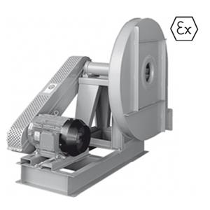 ATEX centrifugaal ventilator