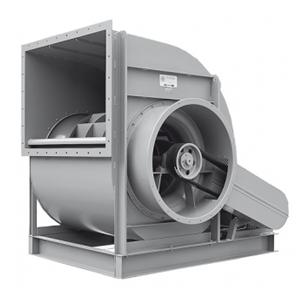 Industrie ventilator centrifugaal indirect gedreven