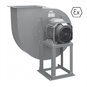 Atex centrifugaal serie FQ