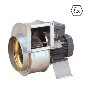 RFTX Atex centrifugaal ventilator RFTX