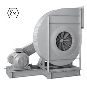 ATEX centrifugaal ventilator serie K