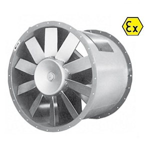 Axiaal ventilatoren ATEX