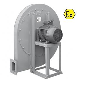 Centrifugaal ventilatoren ATEX