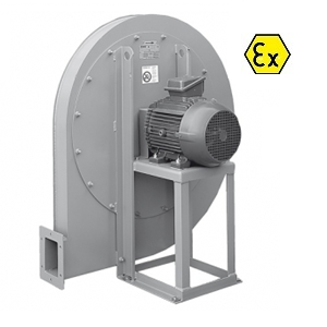 Centrifugaal ventilator ATEX