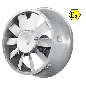 axiaal atex ventilator type ES-H