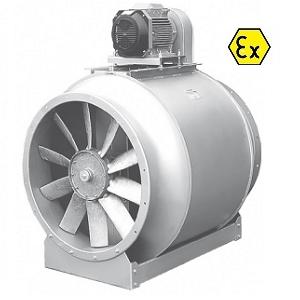 Axiaal ventilator ATEX type EB