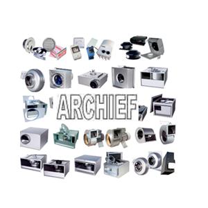 DE WIT ventilatoren Archief