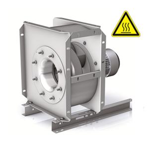 REM-BU centrifugaal ventilator rook-warmteafvoer