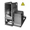 RER-centrifugaal ventilator-rookwarmte afvoer