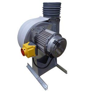 VRE-EC kunststof ventilator Mietzsch