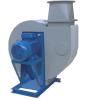 VRE-kunststof centrifugaal ventilator geluidgedempt