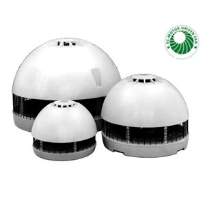 VRR-EC kunststof dakventilator gelijkstroom