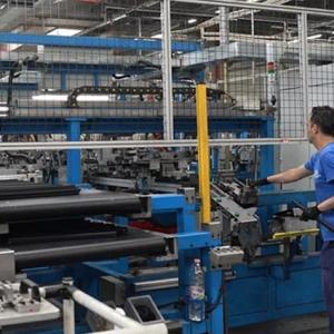 Productie lijn proces industrie