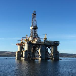 Marine en offshore olieplatform