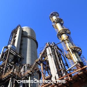 Chemische industrie ventilatoren