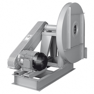 FC-P hoge druk ventilator riem-gedreven